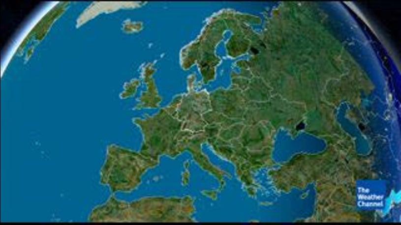 In diesen Bundesländern drohen jetzt heftige Unwetter