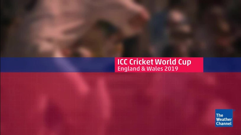 Weather Outlook for ICC Cricket World Cup 2019: India v/s Pakistan, Sunday, June 16