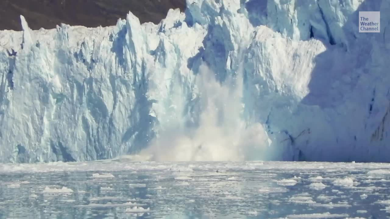 Scientists say ice sheets around Greenland and in the Arctic Ocean have been melting early and on a large scale, and the ice melt this year could top previous records.