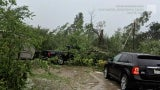 Canadian Campground Slammed by Storm