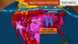 Dangerous Heat Wave Expected Through the Weekend