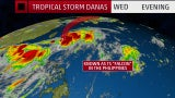 Tropical Storm Danas Hammers the Philippines