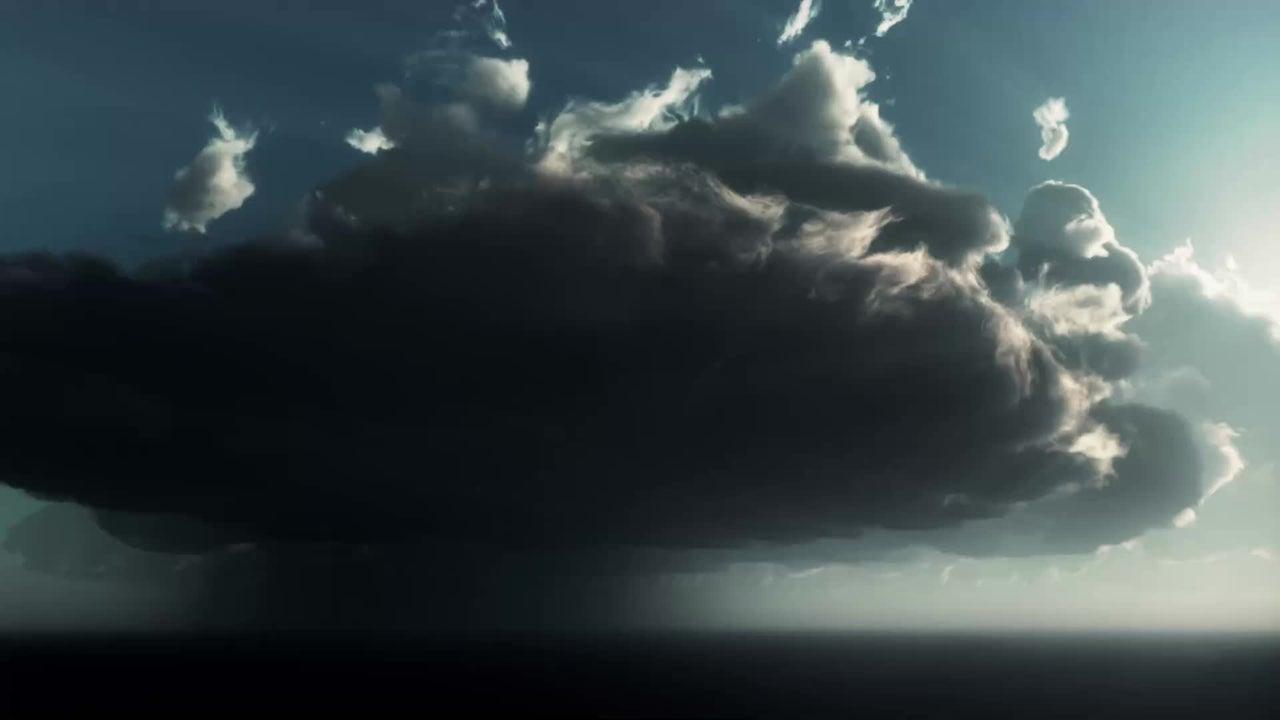 Kräftige Regengüsse und Gewitter: Hier herrscht auch in der Nacht Unwettergefahr