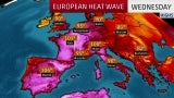 Europe Looking at Another Dangerous Heat Wave