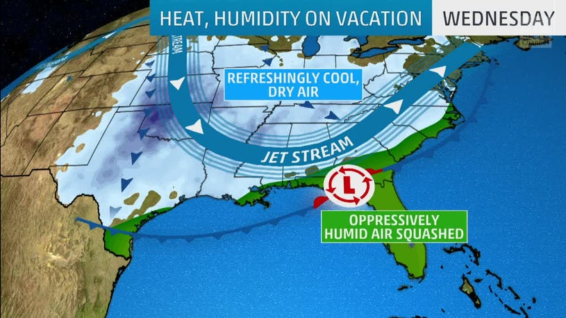 Many Cities Could See Record-Low Temps This Week