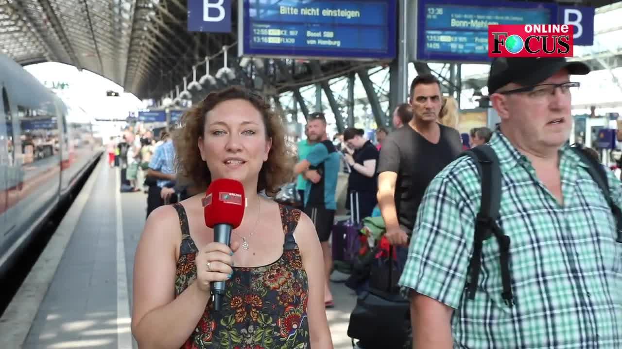 Bahn-Chaos am Kölner Hauptbahnhof: Was Reisende jetzt wissen müssen