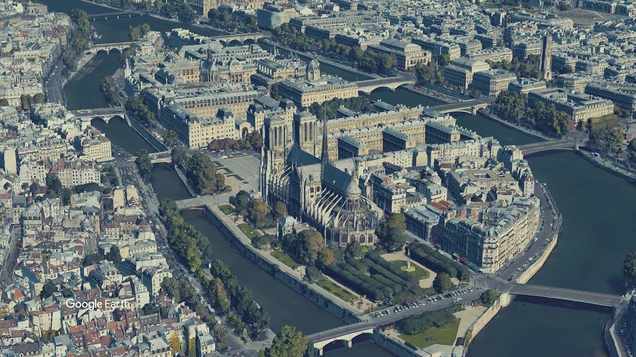Heat Poses New Threat to Notre Dame Cathedral