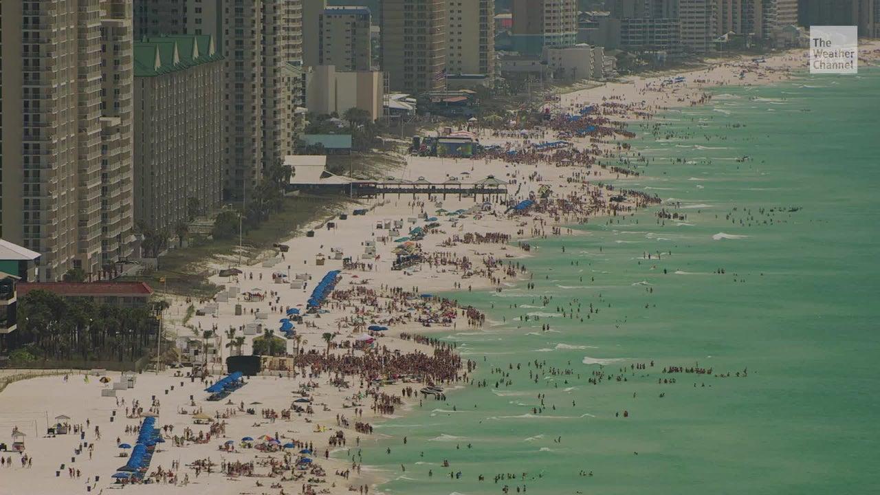 Flesh-Eating Bacteria on Gulf Coast
