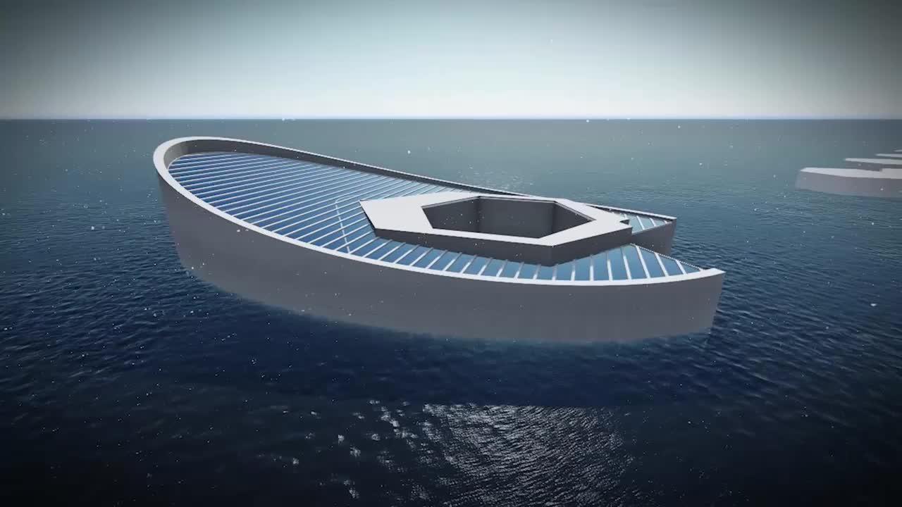 Iceberg-Making Submarines to Fight Climate Change?