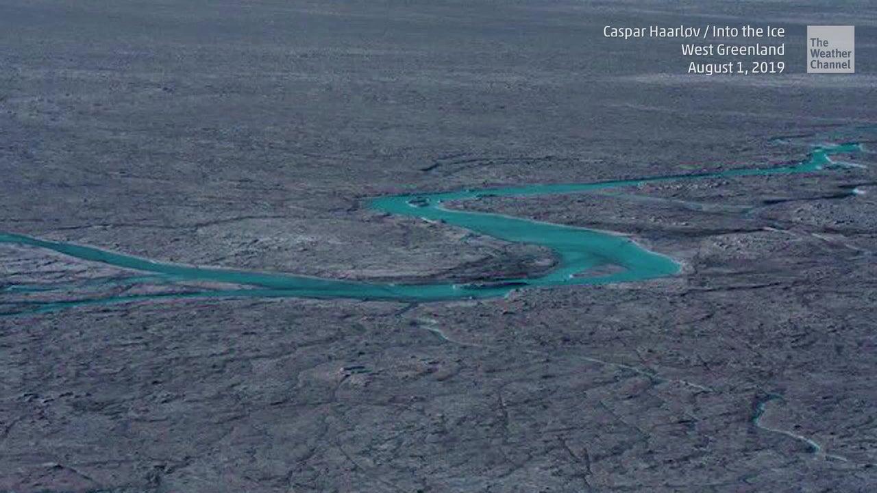 Greenland's Gargantuan Loss