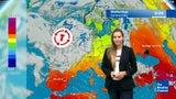 Donnerstag: Tief Andreas bringt Regenwetter