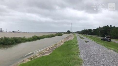 Peak Hurricane Season Could Spell Disaster for the Mississippi River