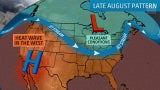 Cooler Temperatures Stick Around for the East