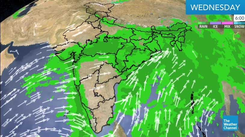 WATCH: Latest India Weather Forecast: Sept 11