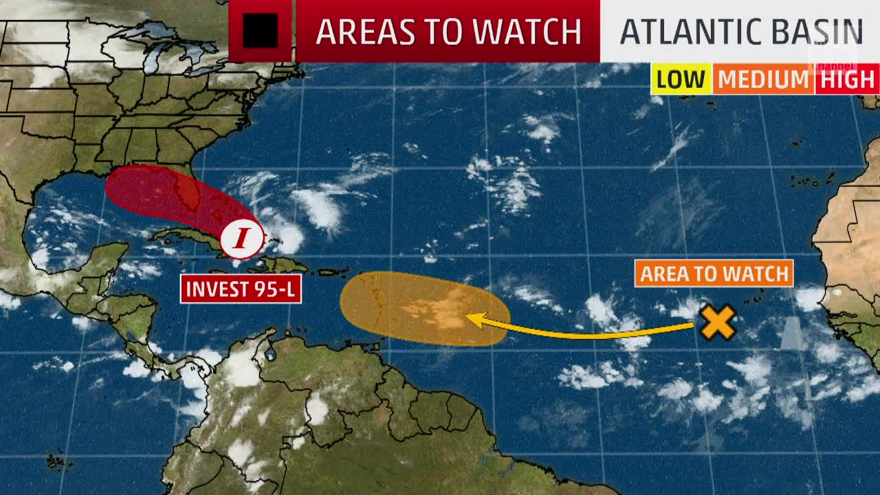 Why We're Keeping a Close Eye on This Tropical Wave