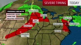 Severe Weather Threat Will Continue in Parts of the Plains and Upper Midwest