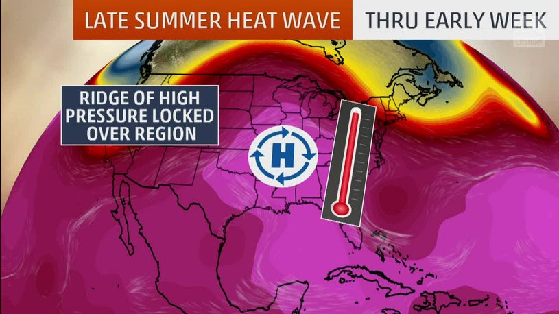 The Never-Ending Summer Continues for the South
