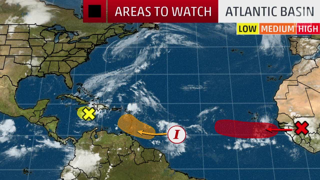 tropical development we u0026 39 re watching in the atlantic