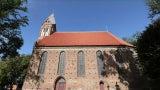 """""""Wilder Mann"""": Bauarbeiter entdecken zufällig seltenes Wandbild aus dem Mittelalter"""