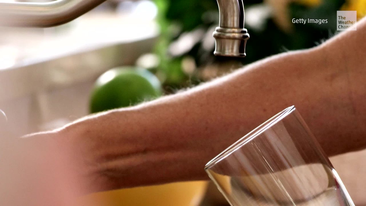 Dangerous Chemicals in Drinking Water?
