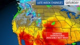 Five Weather Changes to Look Out for Over the Next Several Days