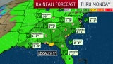 Tropical Weather Could Help Drought in the Southeast