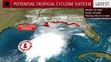 Sistema tropical traerá fuertes lluvias al sureste