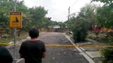 El Salvador Sinkhole Gets So Much Worse in Rain