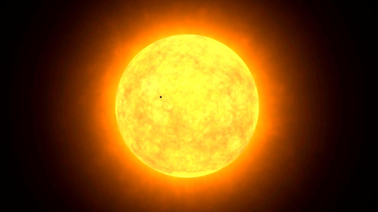 Es ist ein seltenes Schauspiel: Am Montag schiebt sich Merkur zwischen 13:35 Uhr und 19:04 Uhr vor die Sonne. Es ist eine Mini-Sonnenfinsternis, die erst wieder 2032 stattfinden wird.