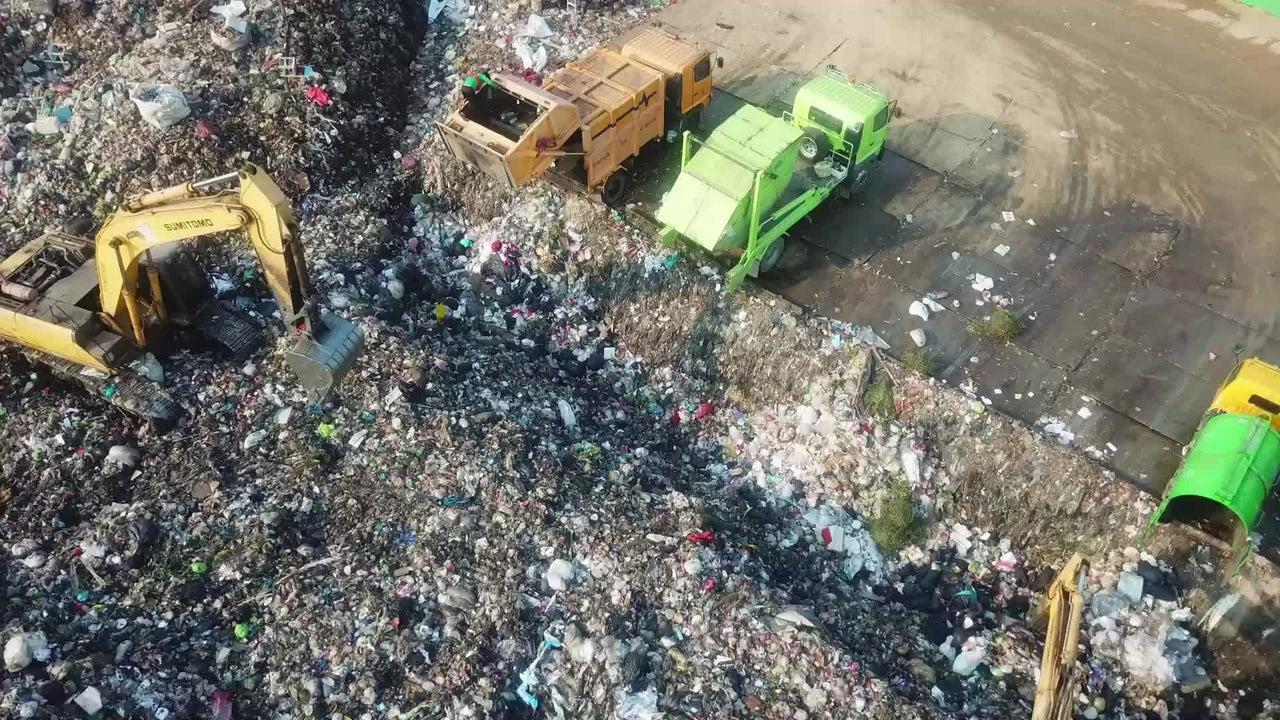 Auch Kunststoffabfälle aus Deutschland landen immer wieder in den Ozeanen unserer Welt. Doch wie gelangen sie dahin?