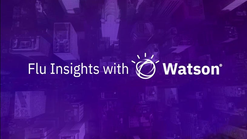 Learn More About Flu Insights with Watson