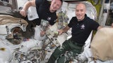 ISS Astronauts Gearing Up for Challenging Spacewalks
