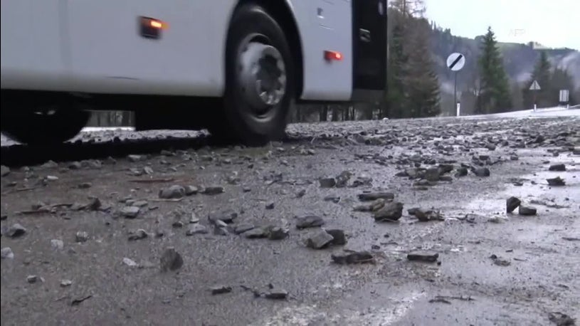 Deadly Mudslides Slam Austria After Heavy Snowfall and Flooding