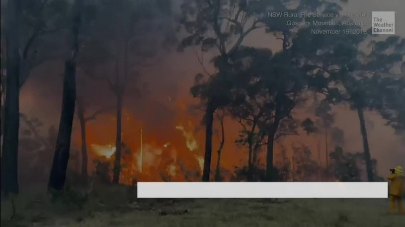 Australia Wildfire Catastrophe Worsens as Fires Erupt in South Australia