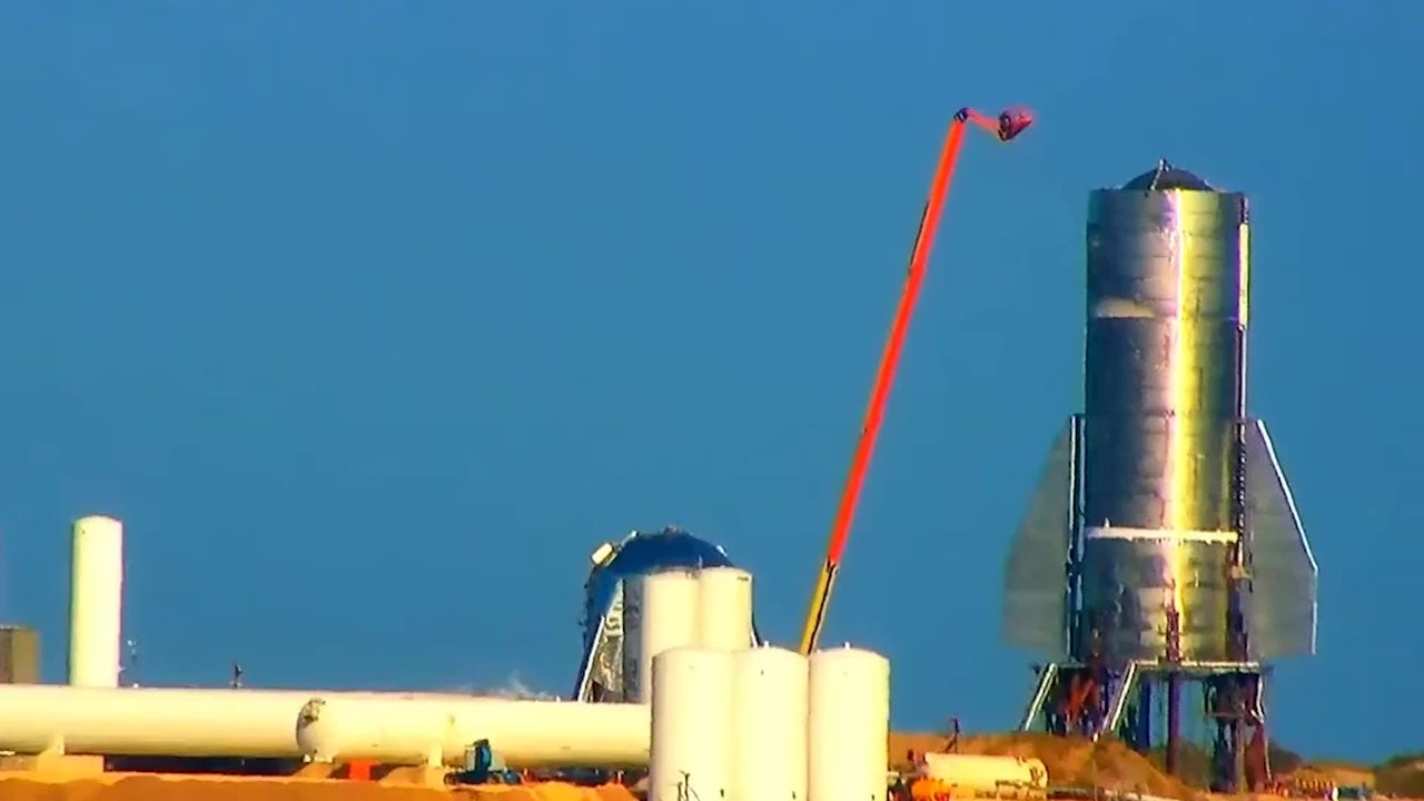 SpaceX Prototype Explodes During Tests