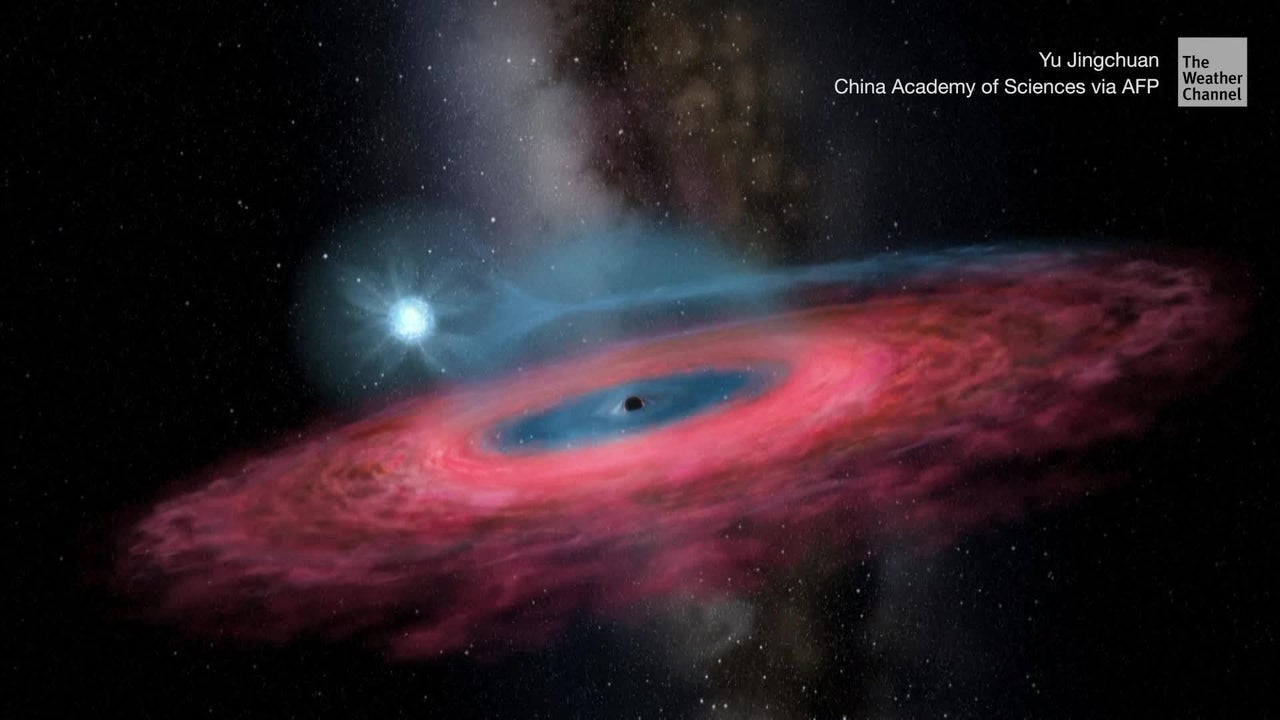 A stellar black hole with a mass 70 times greater than the Sun was recently discovered by scientists at the Chinese Academy of Sciences. Previously, it was believed that the mass of a stellar black hole could not exceed 20 times that of the Sun.