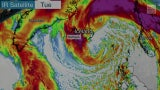 Iceland Under Assault From Violent Cyclone