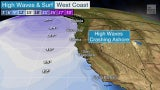 22-Foot Waves Possible for Northern California Beaches