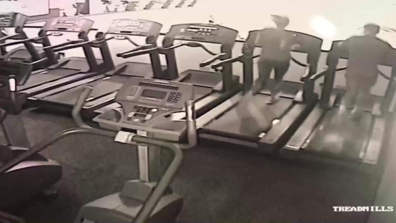 Rob Smith aus Sussex geht zwar nach eigener Aussage regelmäßig ins Fitnessstudio. Doch beim Training verzichtet er lieber aufs Laufband. Mit einer Ausnahme: Als er gemeinsam mit seiner Freundin Alice trainieren ging.