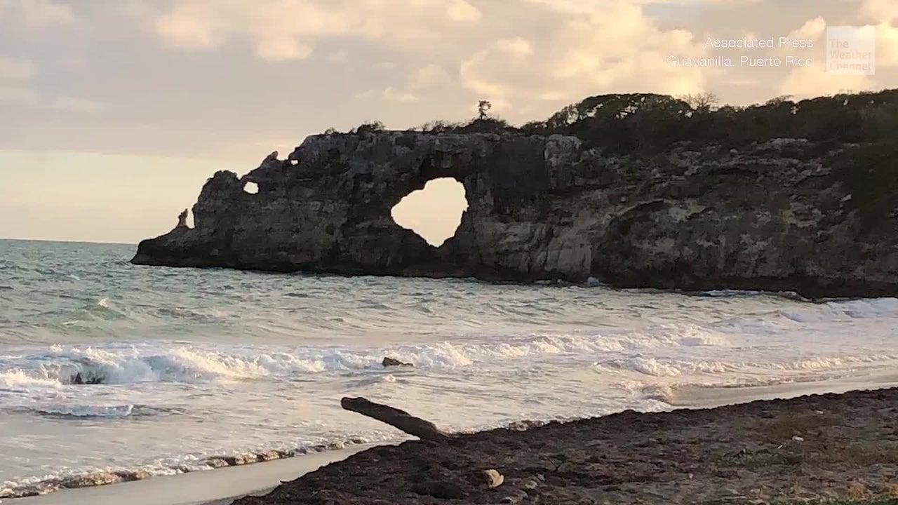 Aufgrund eines Erdbebens im Süden von Puerto Rico brach eine bekannte Felsformation zusammen. Das Naturwunder Punta Ventana war eine beliebte Sehenswürdigkeit unter Touristen.