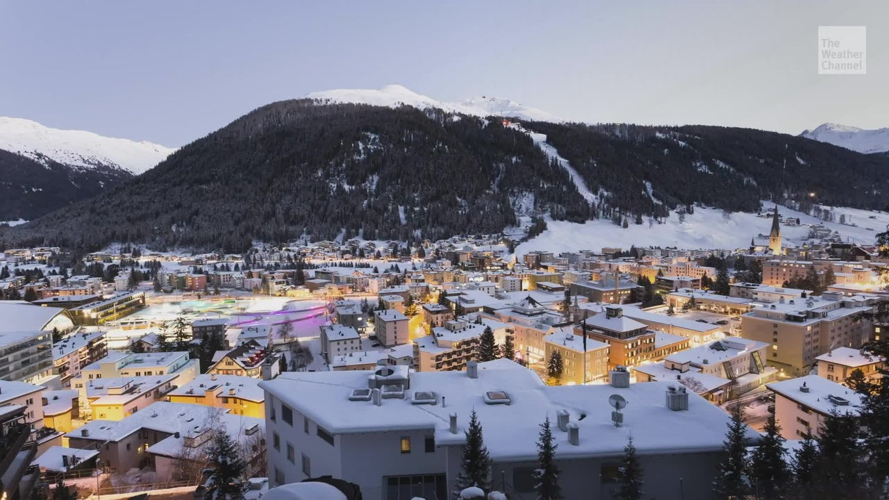 Davos 2020 Aims to be Carbon Neutral