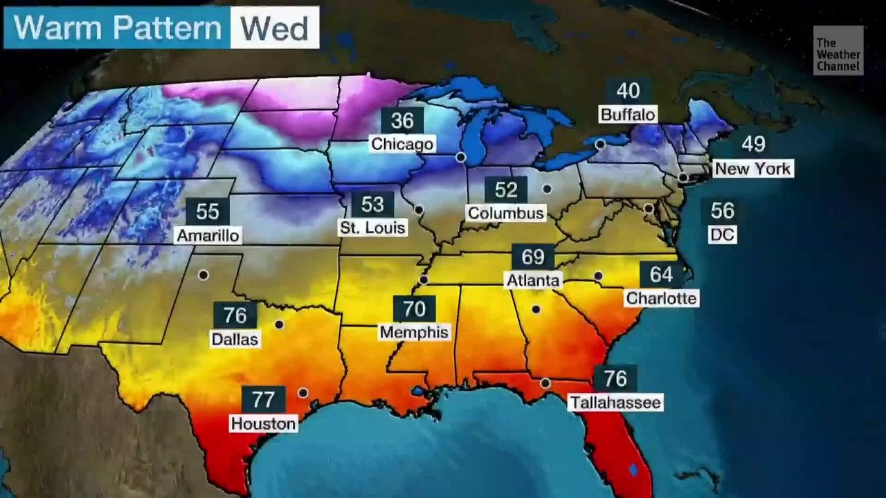 Aire más fresco regresará la próxima semana