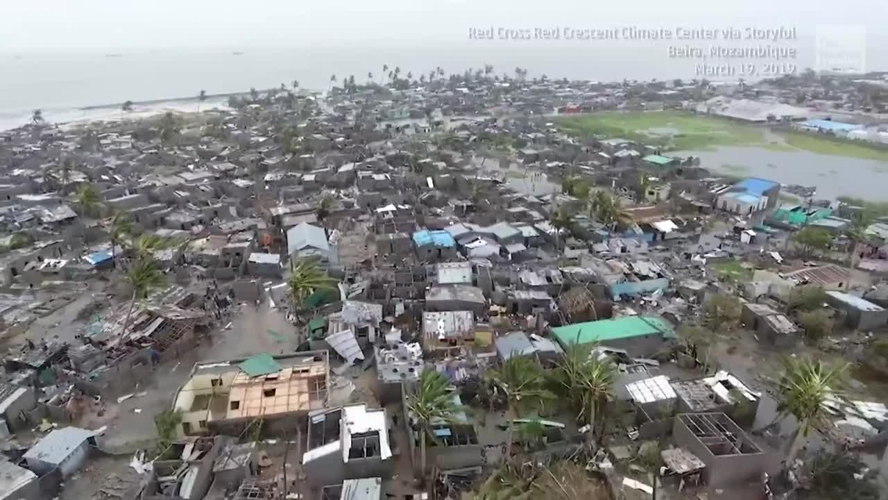 World Had 40 Billion-Dollar Weather Disasters in 2019