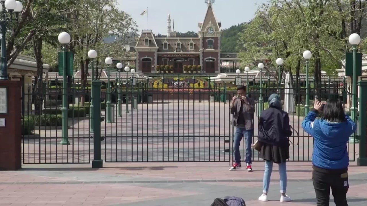 Image result for disneyland hong kong closed