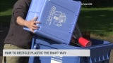 How to Recycle Plastic the Correct Way