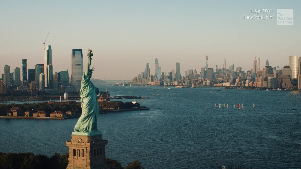1583871676736 HIGHEST OBSERVATION DECK WESTERN HEMISPHERE 1 - New York's The Edge...