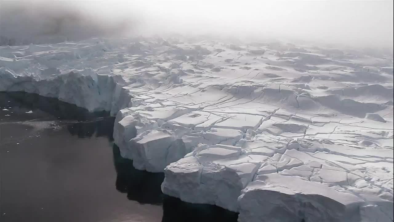 Antarctica's Massive Denman Glacier Retreats 3 Miles in 22 Years