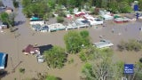 Michigan: Zwei Dämme durch Überflutung gebrochen
