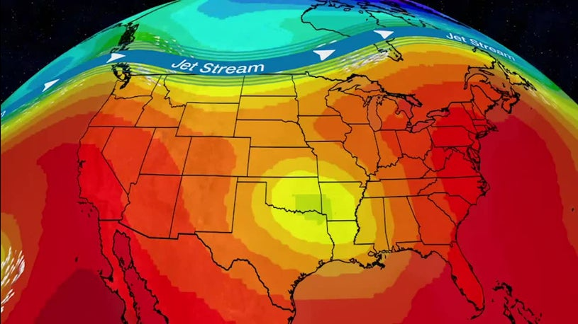 Above-Average Temperatures Across Much of Country Into the Weekend
