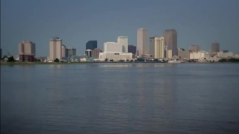 Why New Orleans Is in Danger From Tropical Weather